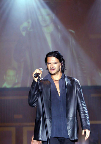 Ricardo Arjona en concierto