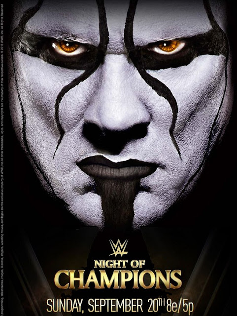 Night of Champions, WWE, World Heavyweight Champion, Seth Rollins, Sting, WWE Championship, Undertaker, Brock Lesnar, 2015, Matches, Results, Photos, Videos, 20 September 2015, Wrestling, reviews