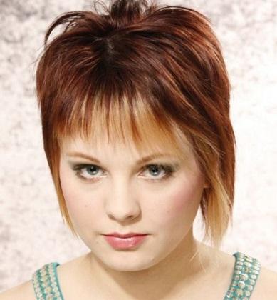 Judulnya POTONG RAMBUT Saja RINI KURSUS SALON DAN KECANTIKAN - Gaya rambut pendek emo