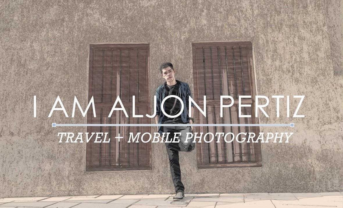 I am Aljon Pertiz