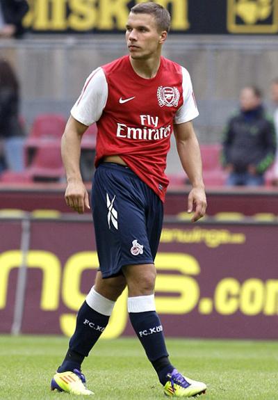 Lukas Podolski+Arsenal 2012