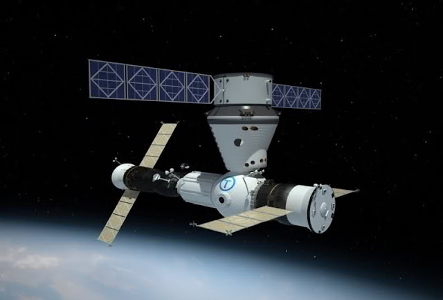 Russia Plans to Open Space Hotel by 2016