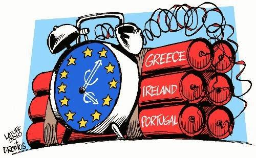 Ελλάδα - Ωρολογιακή βόμβα