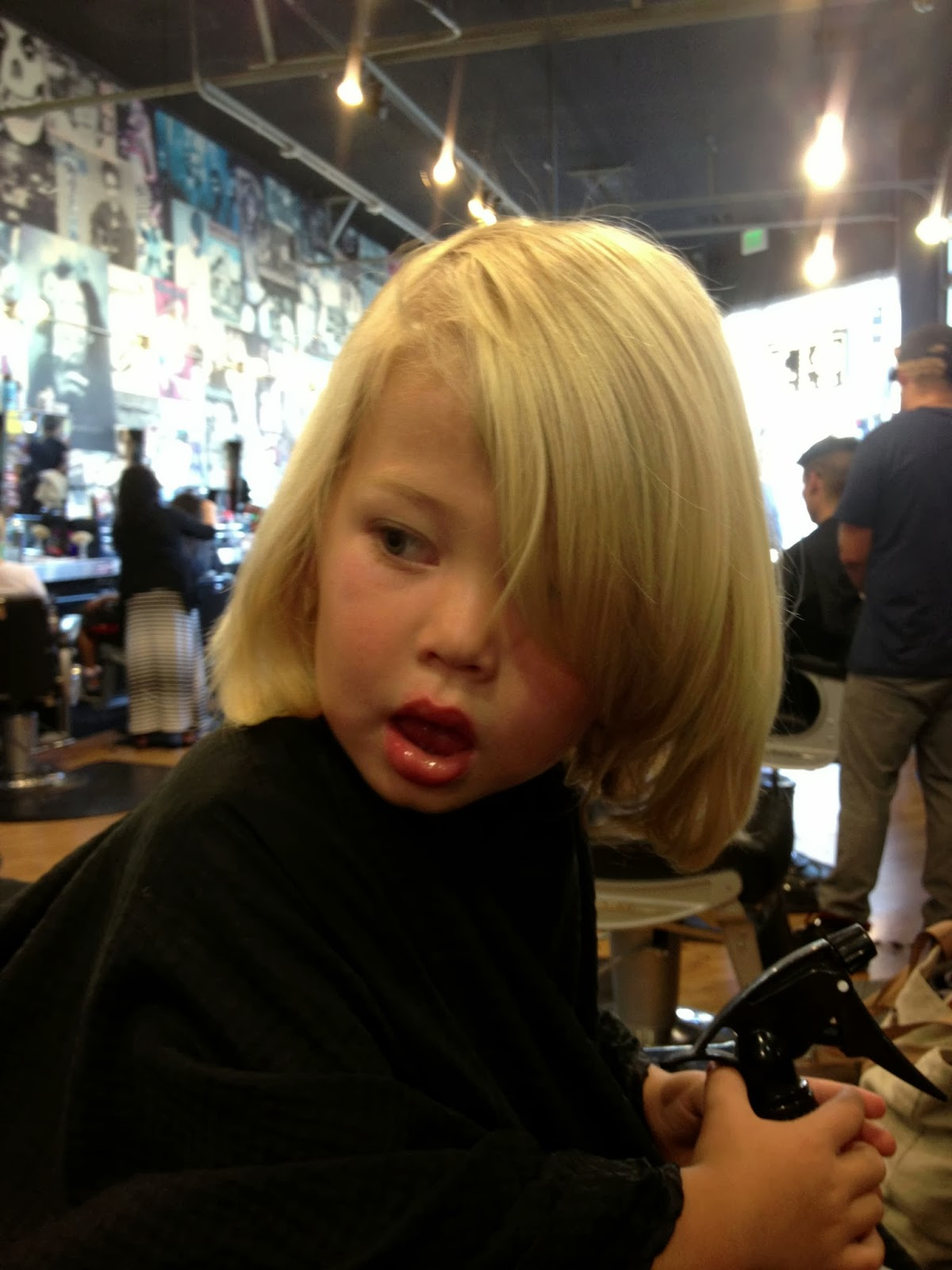 A Lady And Her Loves Weekend Recap And Big Boy Haircut