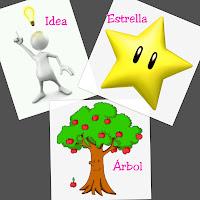 150 palabras con Estrella Árbol Idea