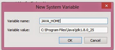 new system variable