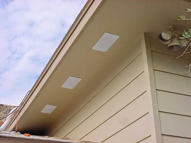 Rock 39 s roofing inc for How to improve airflow in vents