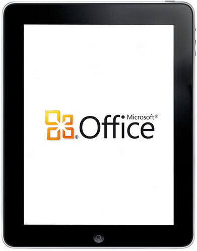 Microsoft Office in iPad?