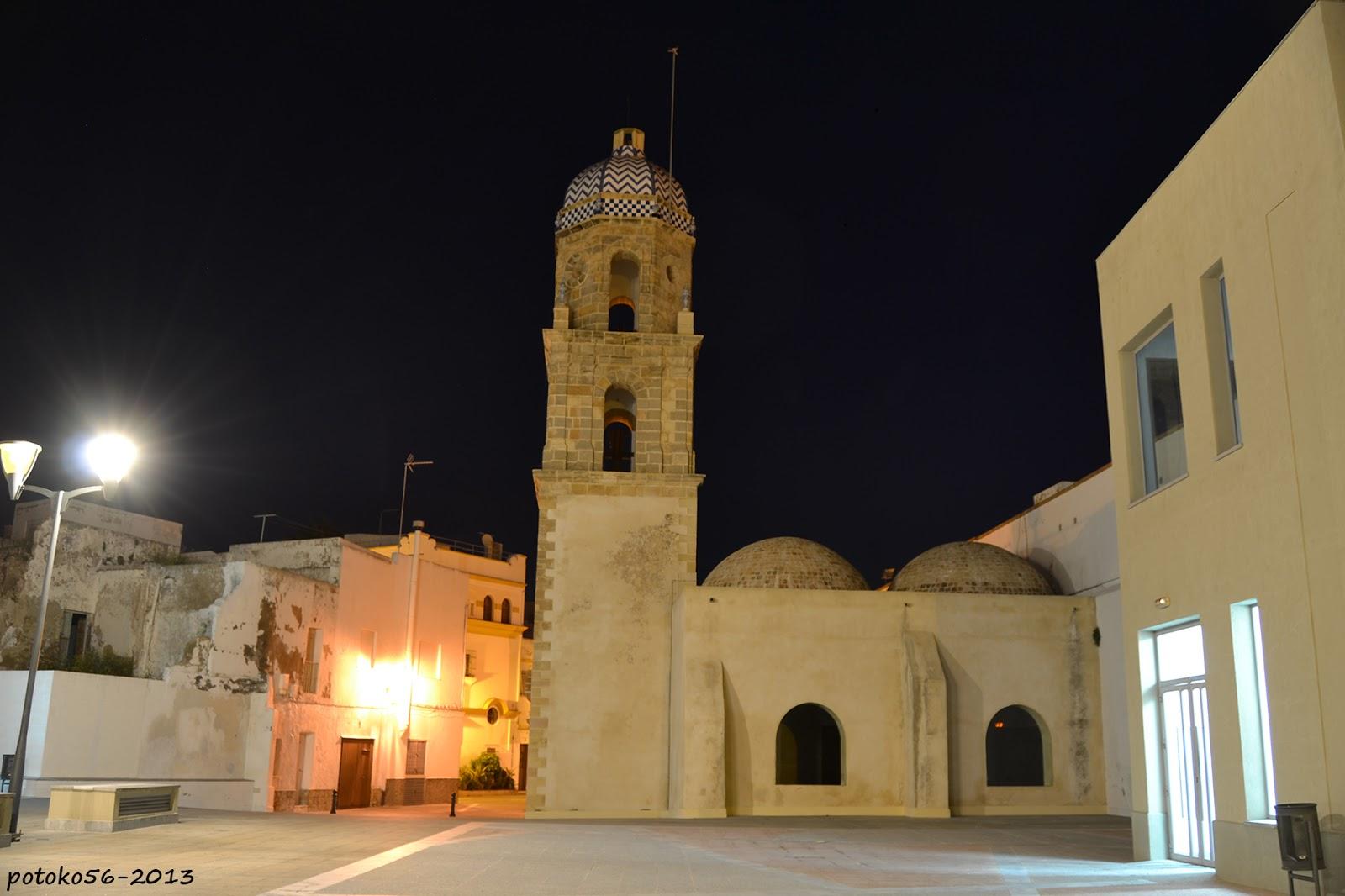 Torre y Plaza de la Merced Rota