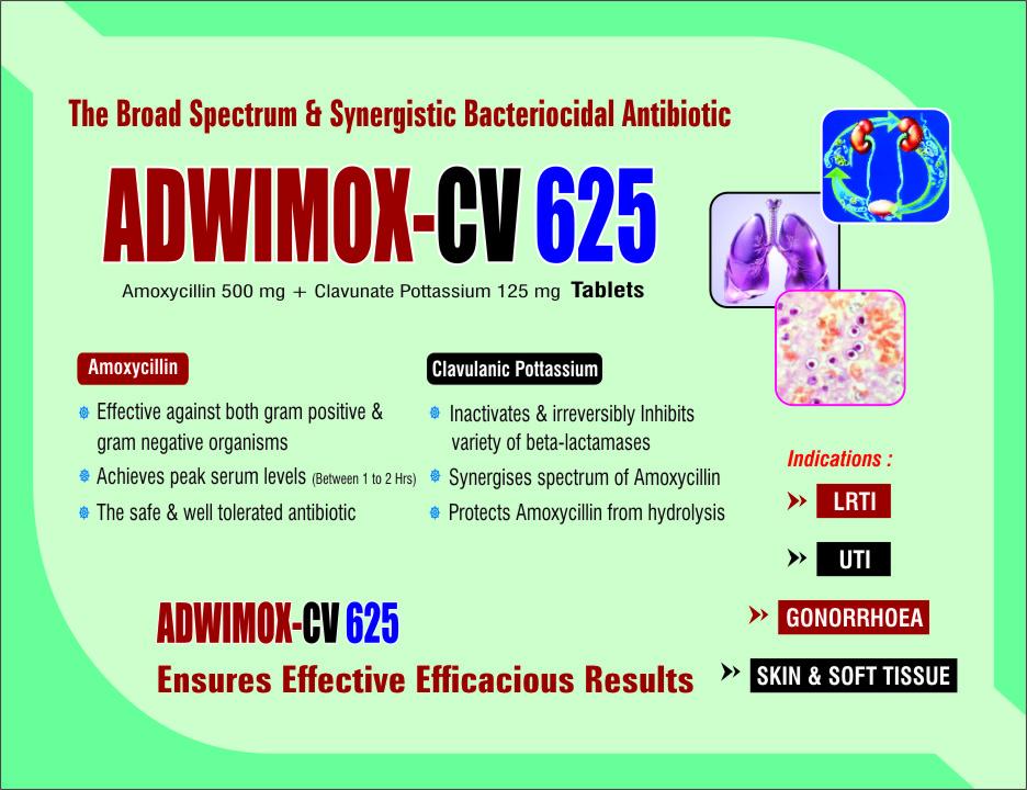 Augmentin 875 mg Tablets  Antibiotics Home Page