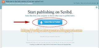 Upload Files Scribd