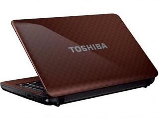Harga Laptop Toshiba Terbaru Desember 2012