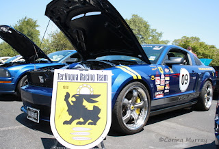Terlingua Racing Team Ford Mustang