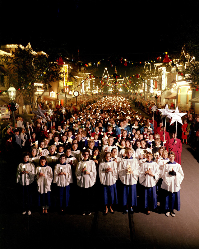 The Candlelight Ceremony and Processional.