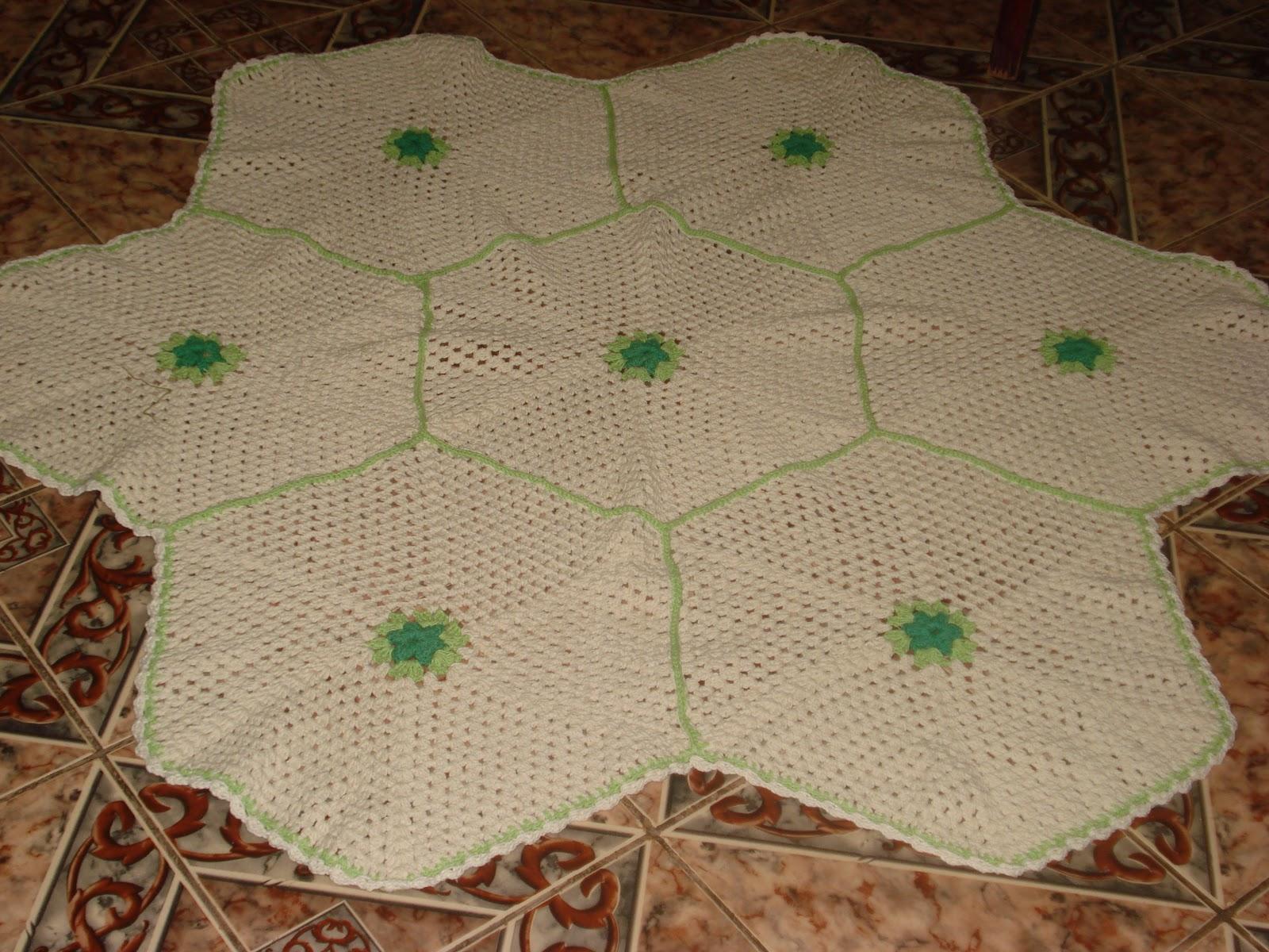 Betina At Lier Tapetes De Croch Em Cord O -> Tapete Croche Grande