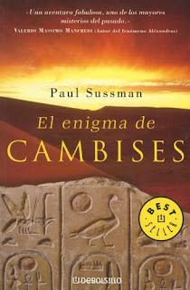 El Enigma de Cambisses - Paul Sussman
