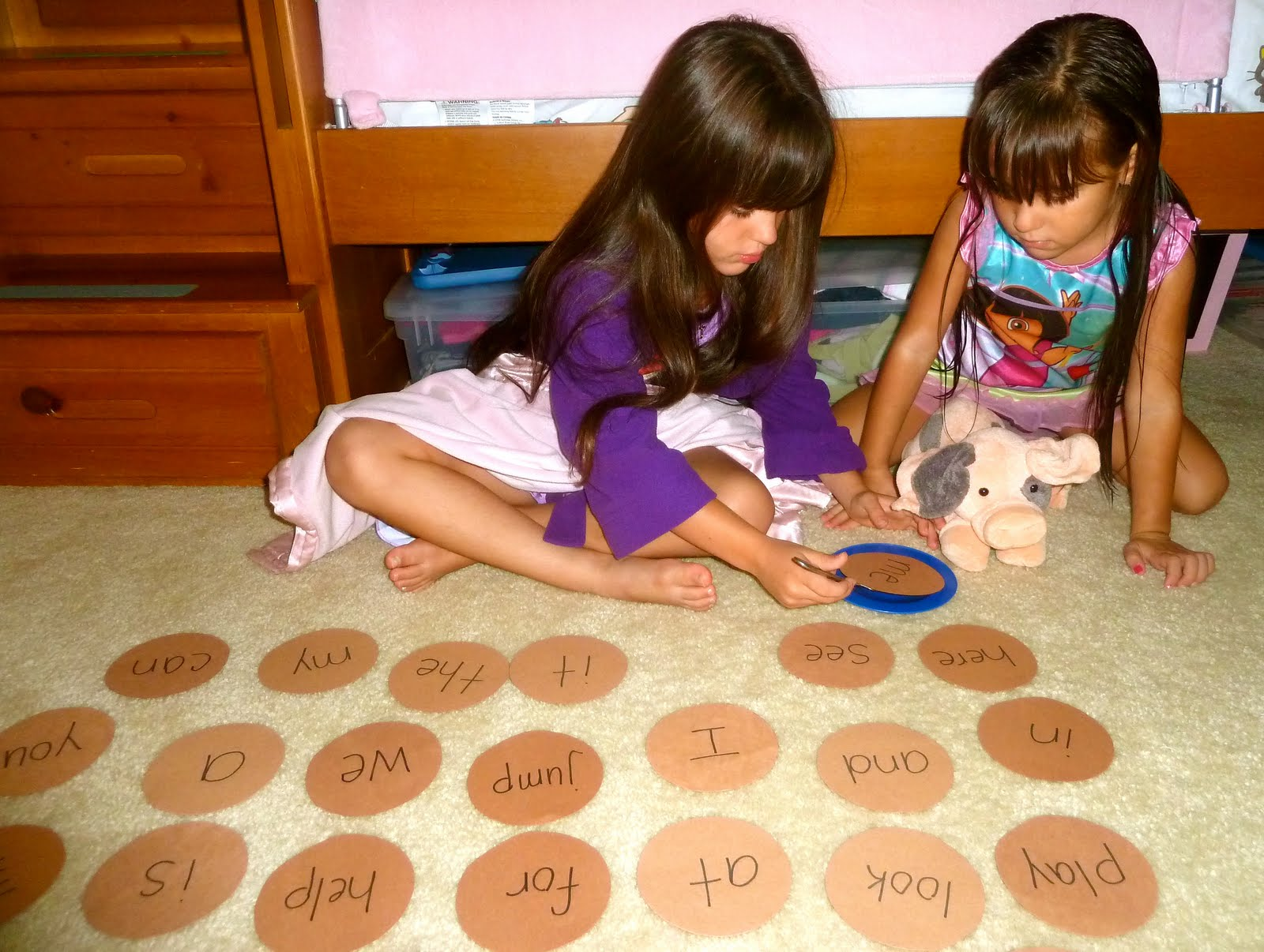 pancake crafts for preschoolers 4 when i only had a few left i let read the words to 616
