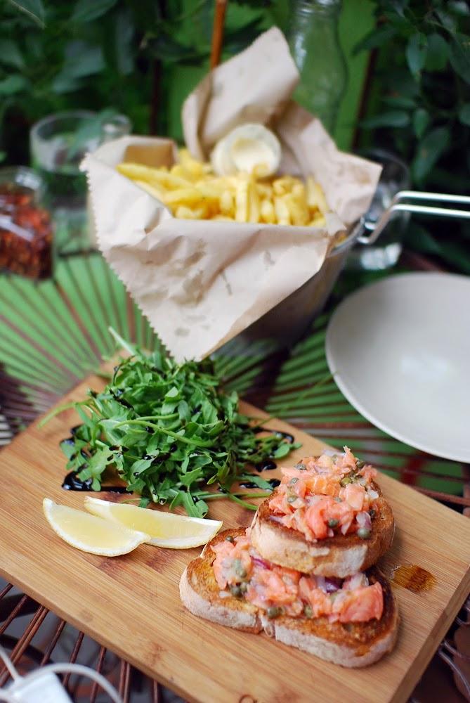 Grano Wetherill Park Restaurant Food Blog