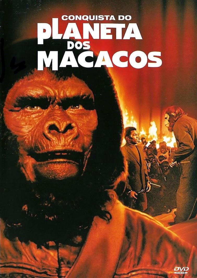 A Conquista do Planeta dos Macacos – Dublado (1972)