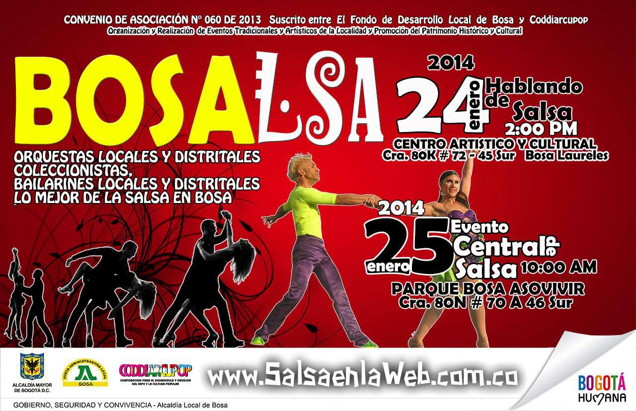 ► Festival Bosalsa