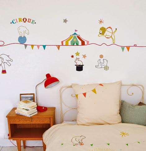 Decora con vinilos la habitaci n infantil - Vinilos para cuarto ...