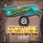 Fame & Fortune Hunt 2 starts 1 April