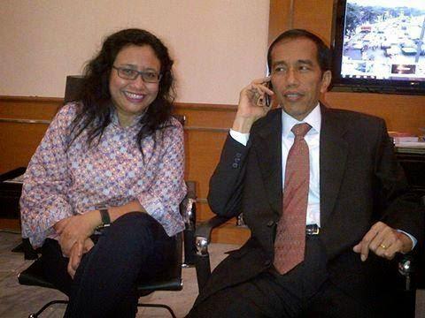 Pengakuan Nanik S Deyang Orang Dekat Jokowi Yang Saat Ini Sudah Menjauh Partai Politik Pemilu