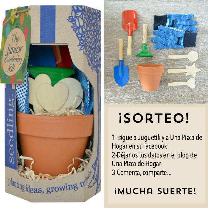 juguetes para pequeños jardineros. Juguetes para niños que les guste la jardinería