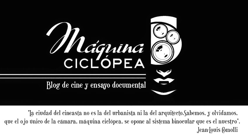 Blog de cine y ensayo documental