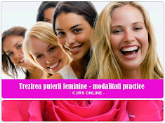 CURS PENTRU FEMEI - ONLINE! (click pe imagine pentru detalii)