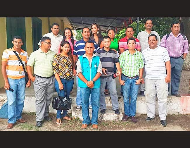Olanchito,periodistas, Saba,Tocoa,
