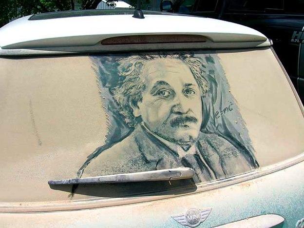 Dirty Car Art 3