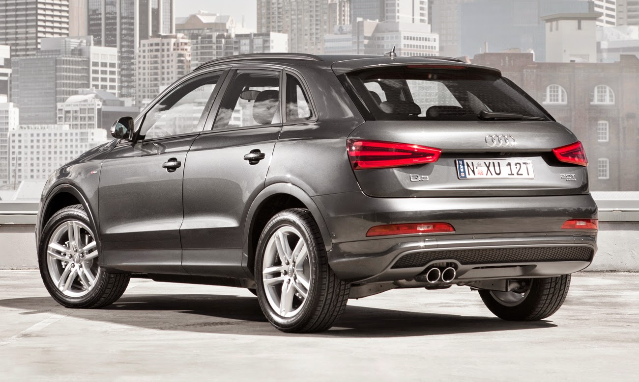 australia autocar audi q3 1400 cc suv review. Black Bedroom Furniture Sets. Home Design Ideas
