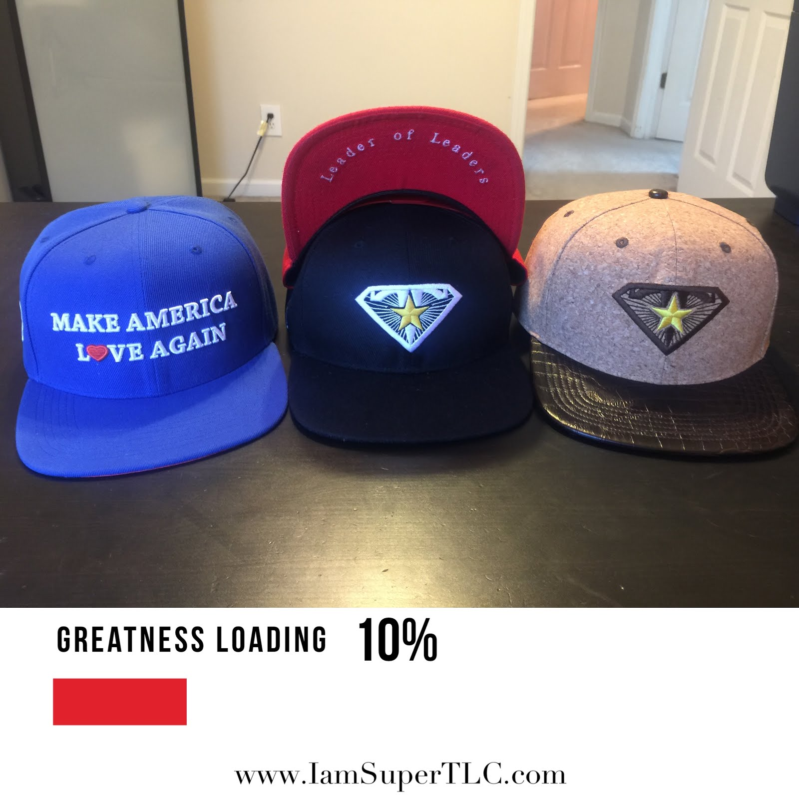 Motivational Caps