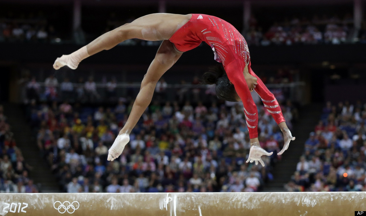 This Is The Chronicles Of Efrem Gabby Douglas Quot Black Gold