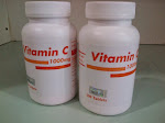 VIT C 1000MG BOTOL RM80 &amp; PLASTIC RM45