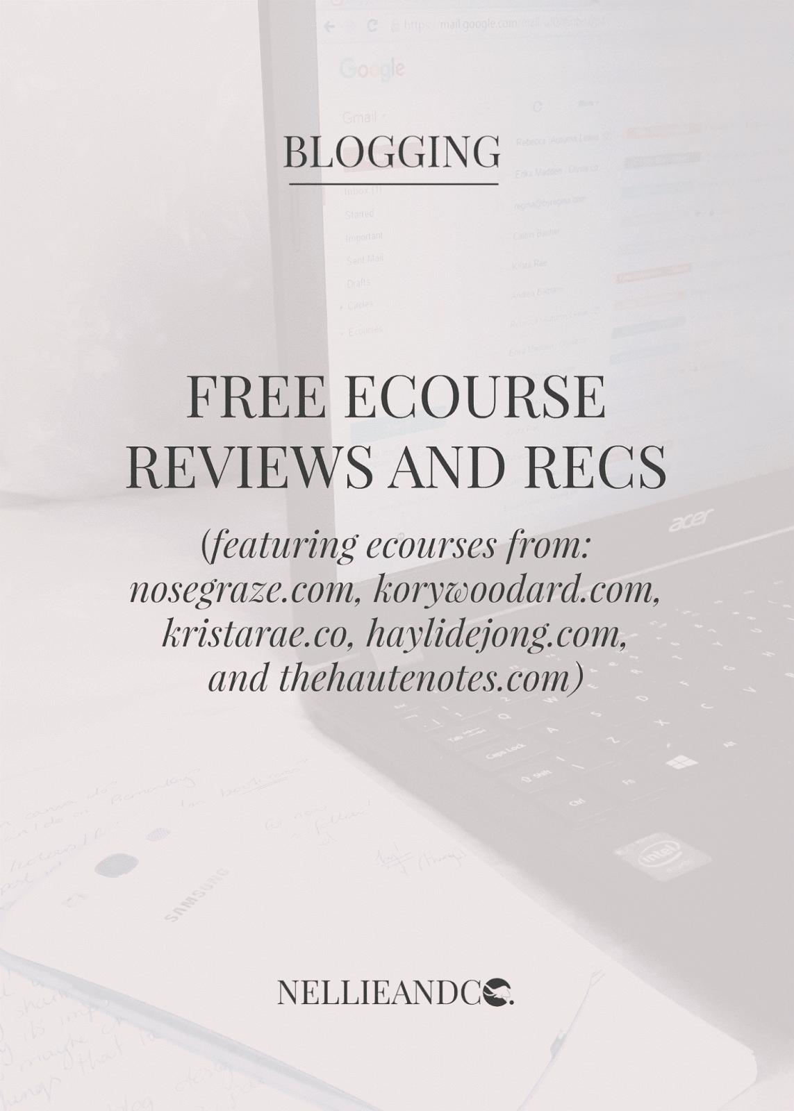 With all the free ecourses out there, what's worth checking out, and what's worth avoiding? I review another 5 to make the decision easier for you!
