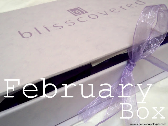 blisscovered beauty box