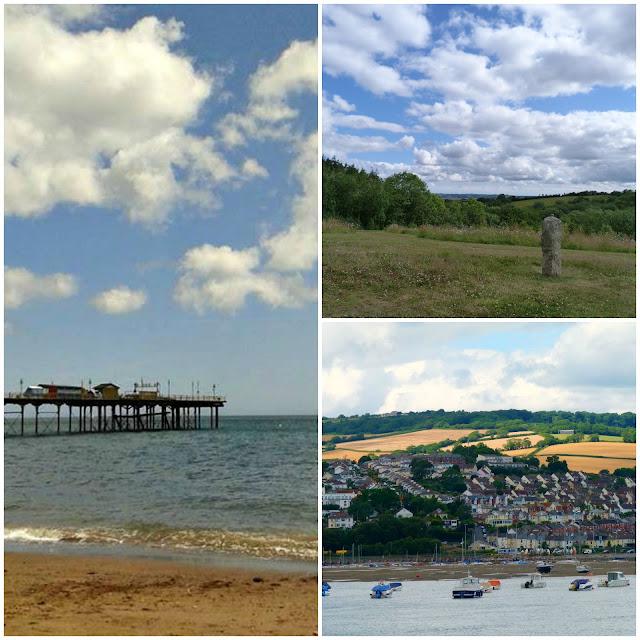 Holiday in Devon