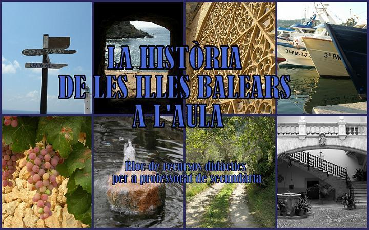 La història de les Illes Balears a l'aula