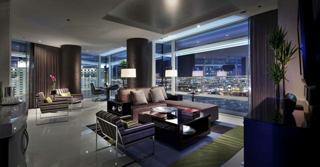 World of Architecture Aria Resort