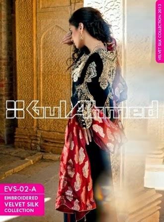Embroidered Dresses Long Velvet Coat