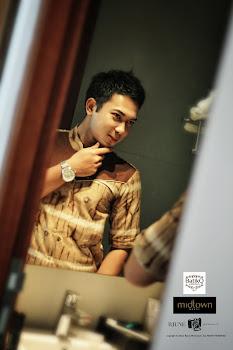 Urban Style (Batik jumputan cokelat)