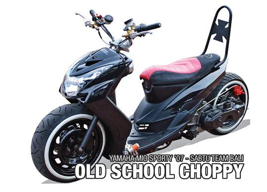 Modifikasi Motor Mio Soul Tahun 2012