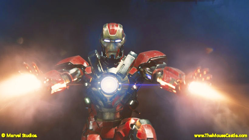 "Robert Downey, Jr. in ""Iron Man 3"""