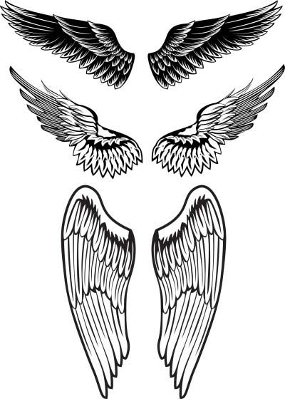 Tattoo wings need tattoo ideas collection of all tattoo for Tattoo cross with wings