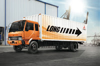 truck fuso fm517hl long baru