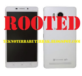 Cara Root Lenovo A5860