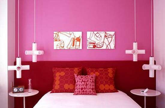 Pink Room Home Design Ideas