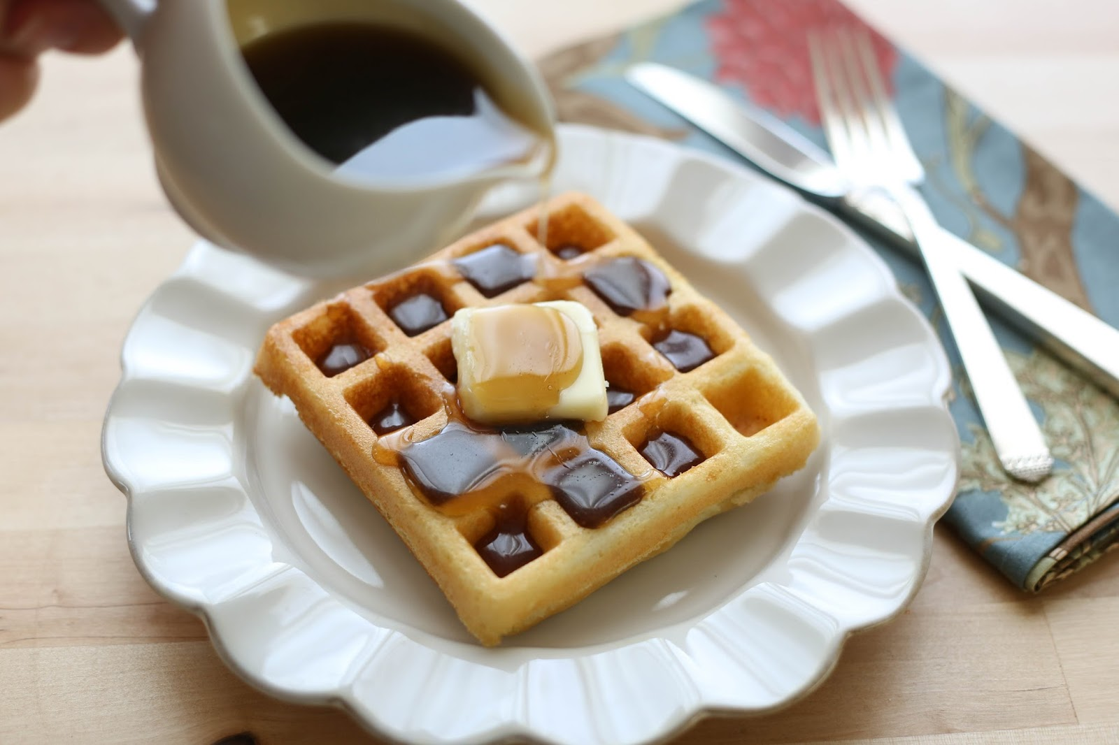 Brown Sugar Butter Syrup recipe